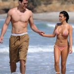Kim Kardashian and Kris Humphries enjoy the heat in Mexico