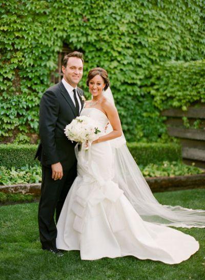 Tamera Mowry weds Adam Housley