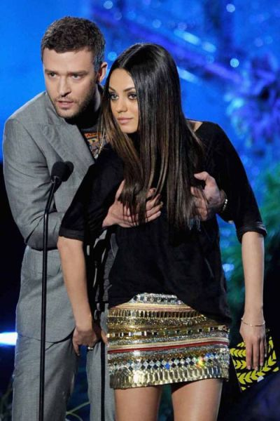 Justin and Mila