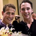 Johnny Weir gets married to Victor Voronov in New York