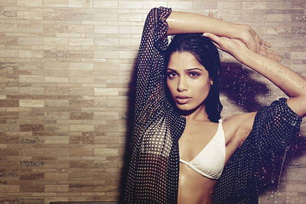 Freida Pinto Esquire Hot Photoshoot