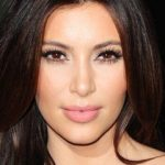 Kim Kardashian spotted in stunning lacy top
