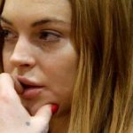 Lindsay Lohan sentenced to locked rehab