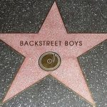 Backstreet Boys receive star on Hollywood Walk Of Fame