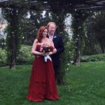 Melissa Gilbert and fianc Timothy Busfield get hitched