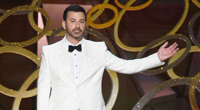 Jimmy Kimmel in Emmy Awards 2016