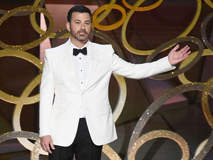 Jimmy Kimmel in Emmy Awards 2016