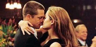 Brangelina in Mr. & Mrs. smith