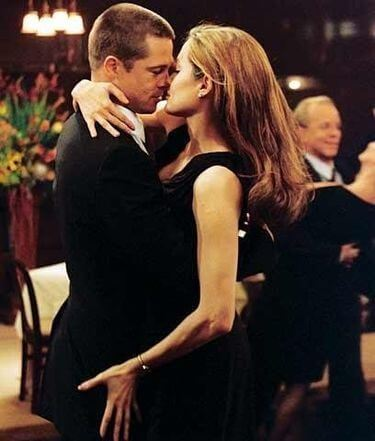 Brangelina in Mr. & Mrs. smith