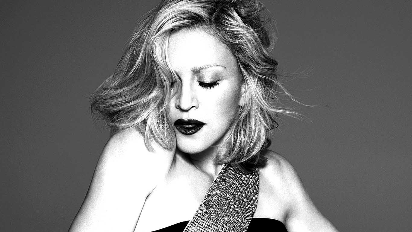 Madonna lost the battle to her ex-husband