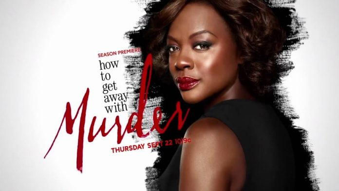How to get away with murder season 3 official poster