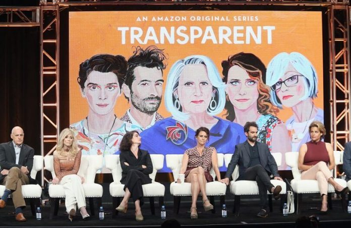 transparent season 3 premiere on Amazon Prime