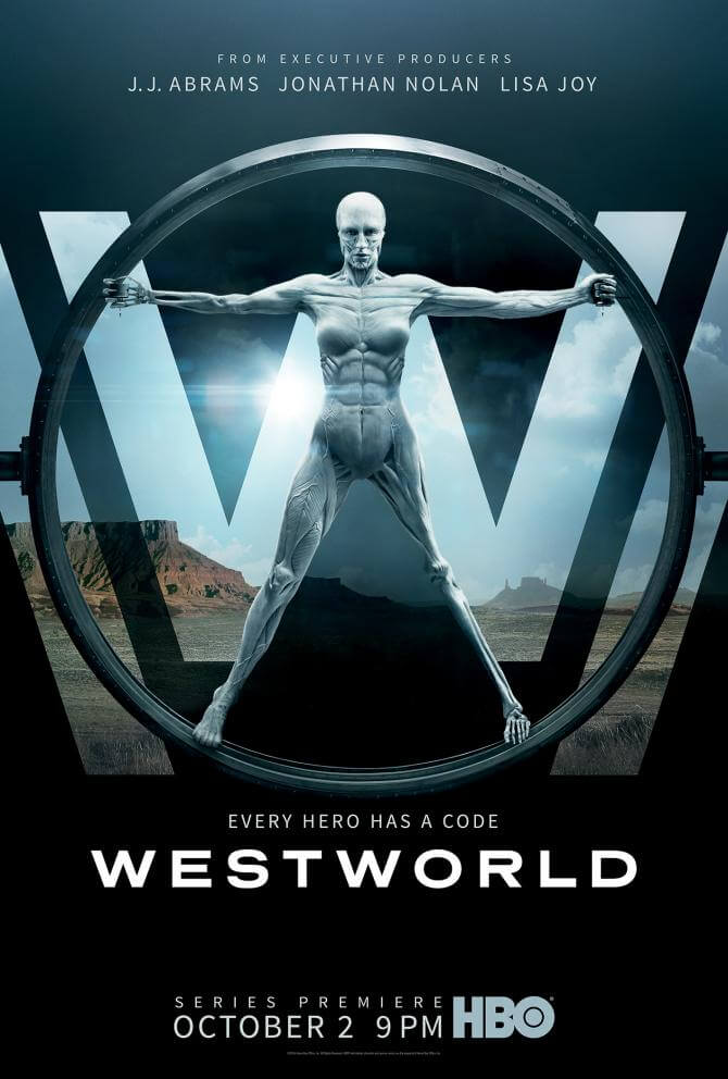 Westworld HBO series