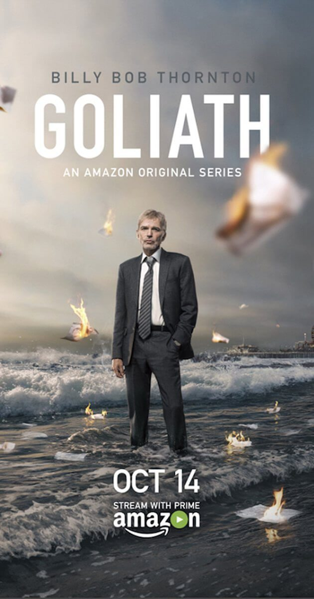 Goliath Premiere on Amazon Video