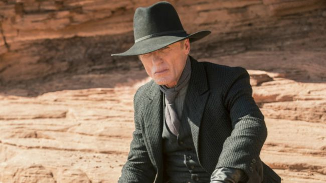 What is the man in black after? - Westworld season 1