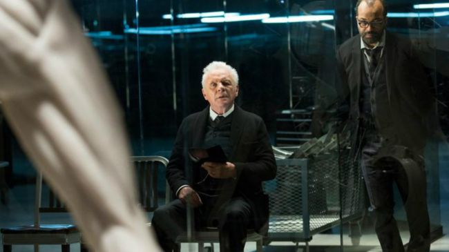 Dr. Anthony Hopkins - Westworld Season 1