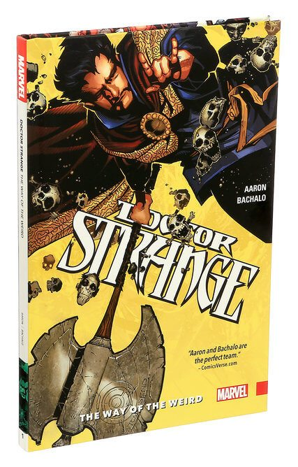 doctor-strange-the-way-of-weird-novel