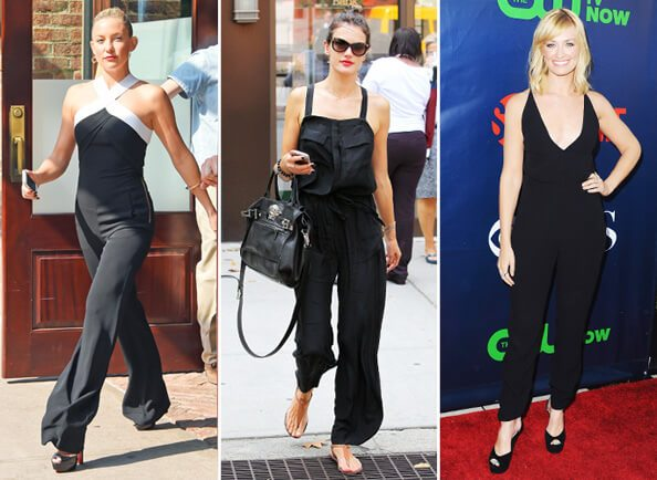 Jumpsuits are back!
