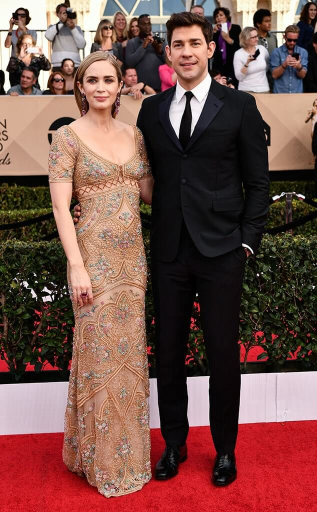Best Looking Hollywood Couples At The SAG Awards 2017 - Photos