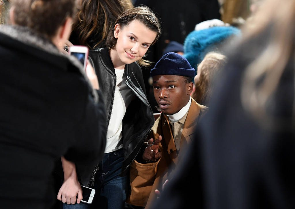 millie-bobbie-brown-ashton-sanders-fashion-week-17