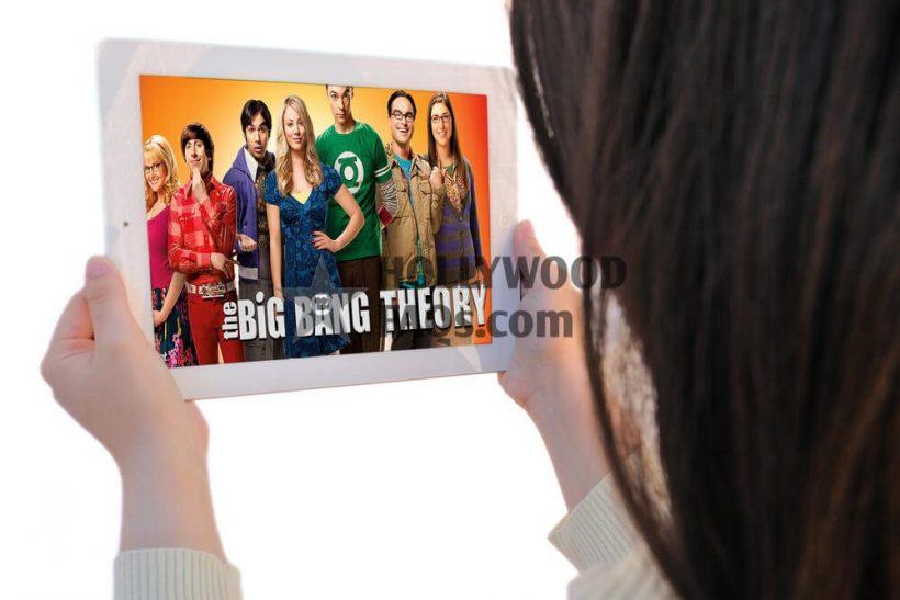 The Big Bang Theory main cast