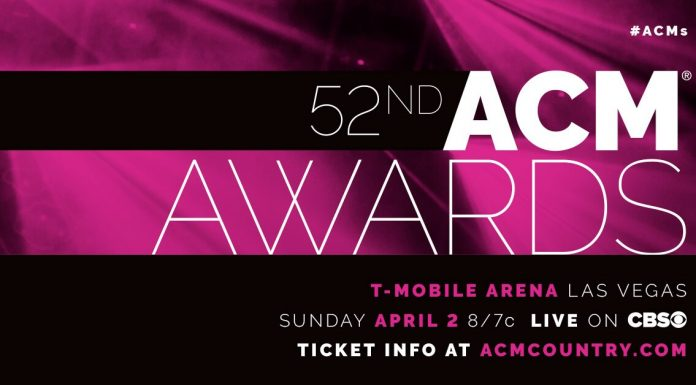 American Country Music Awards ACMs 2017