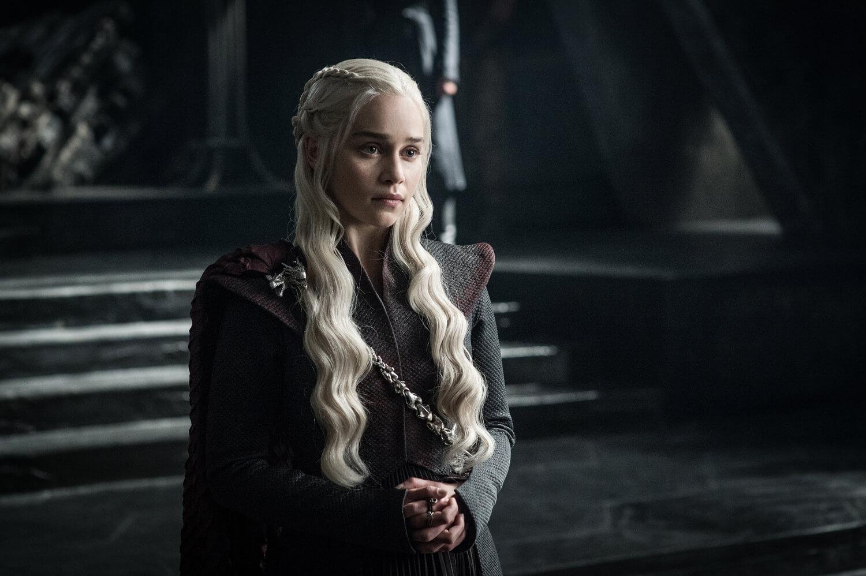 Daenerys Targaryen Game Of Thrones Season 7