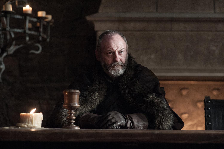 Davos Seaworth Game Of Thrones Season 7