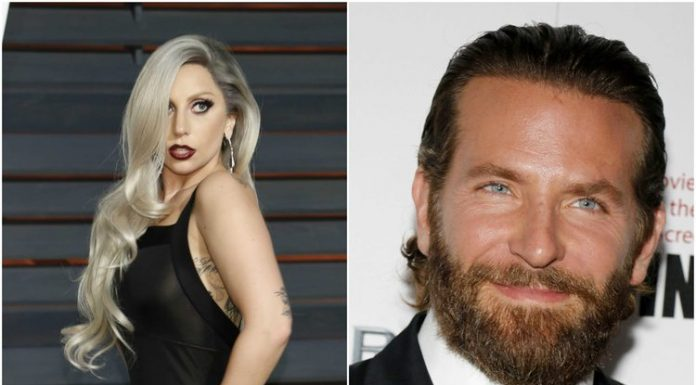 Lady Gaga and Bradley Cooper A Star Is Born