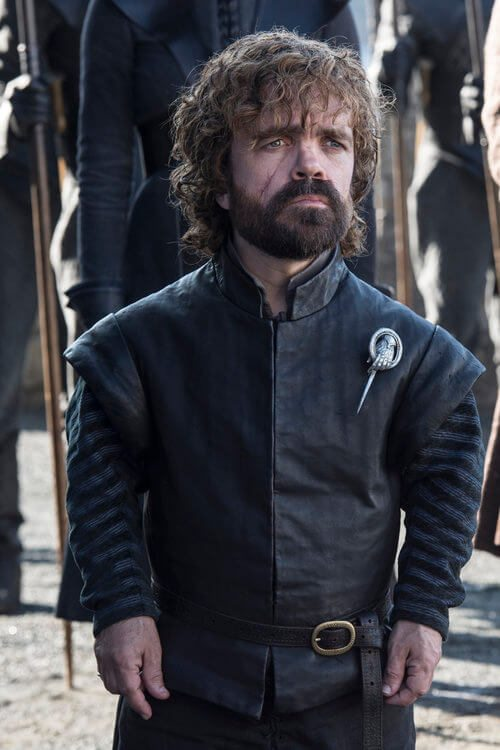 Tyrion Lannister Game Of Thrones Season 7