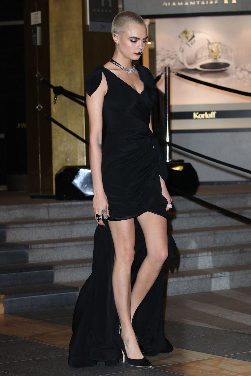 Cara Delevingne Cannes Film Festival 2017