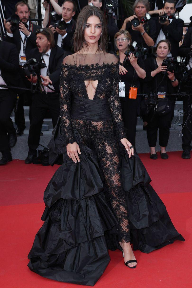 Emily Ratajkowski Cannes Film Festival 2017