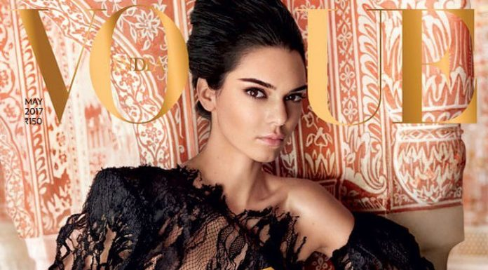 Kendall Jenner Vogue India