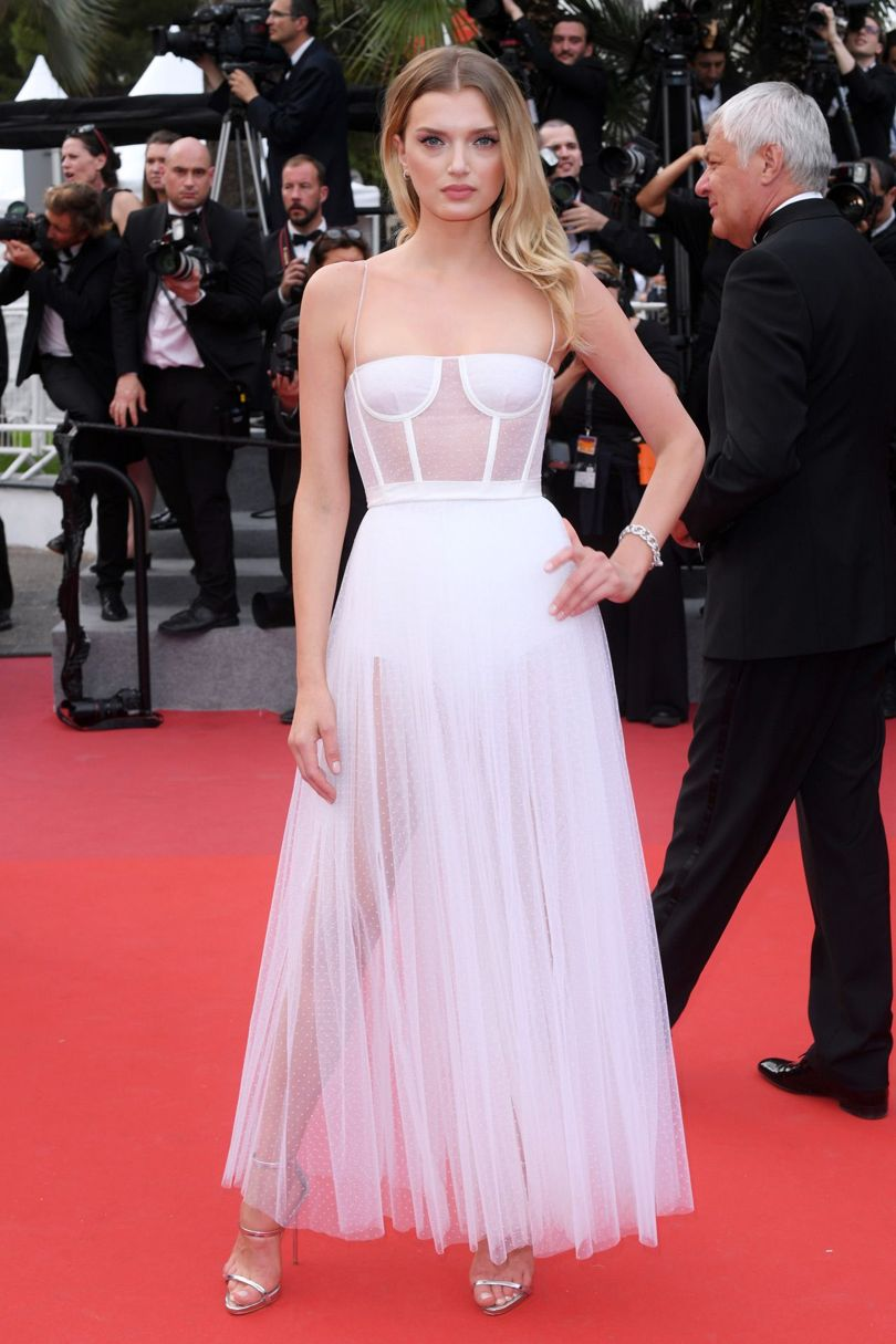 Lily Donaldson Cannes Film Festival 2017