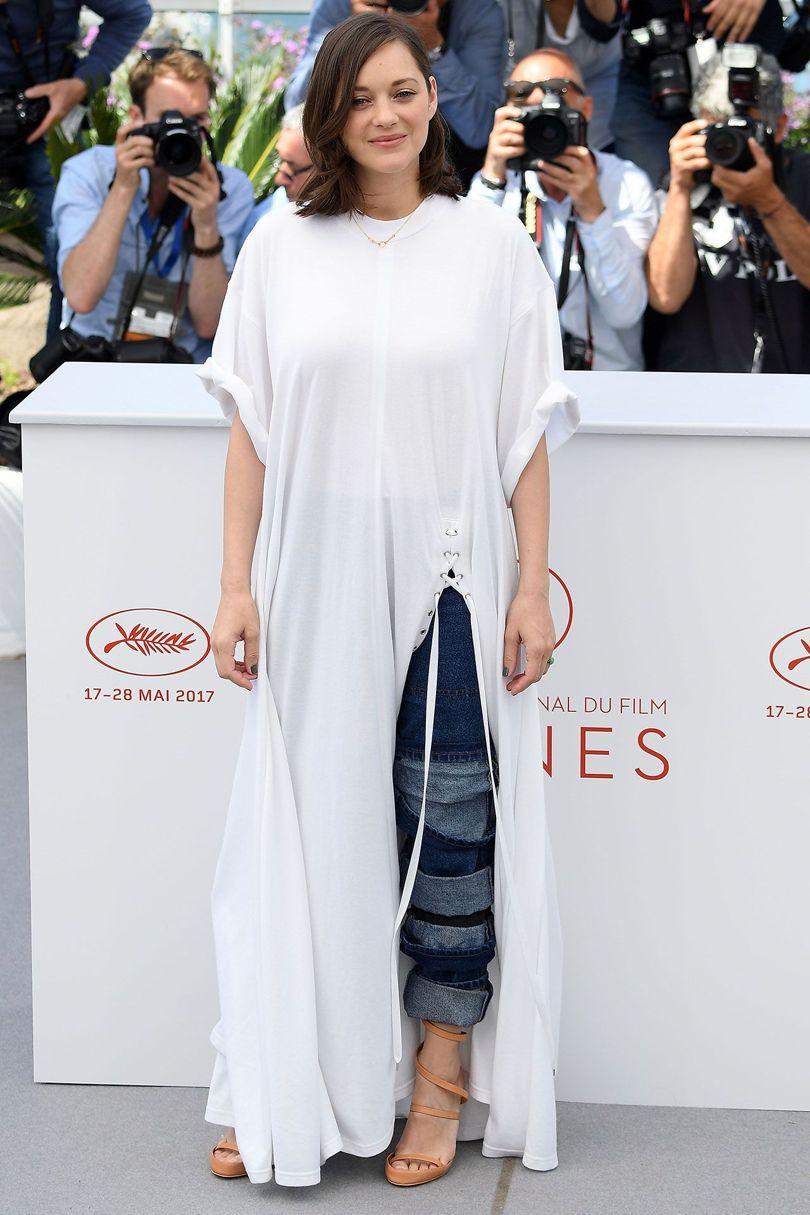 Marion Cotillard Cannes Film Festival 2017