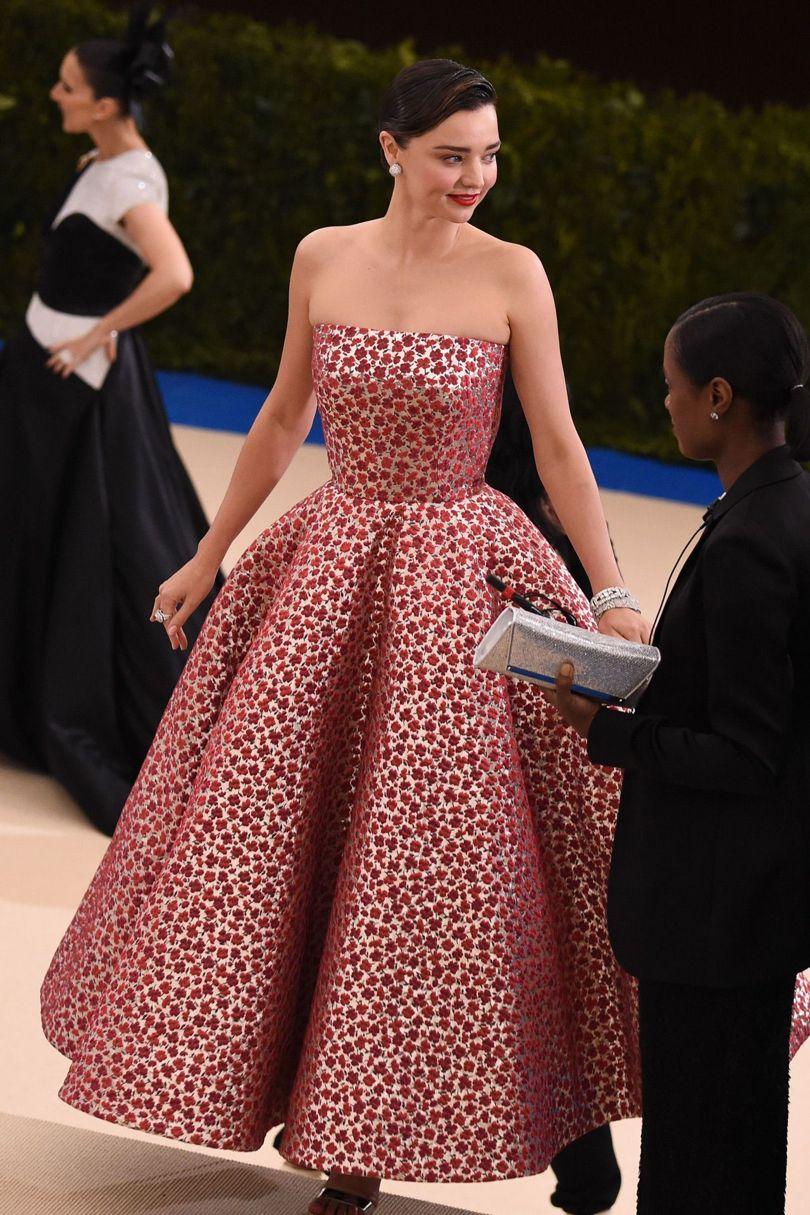 Miranda Kerr Met Gala 2017