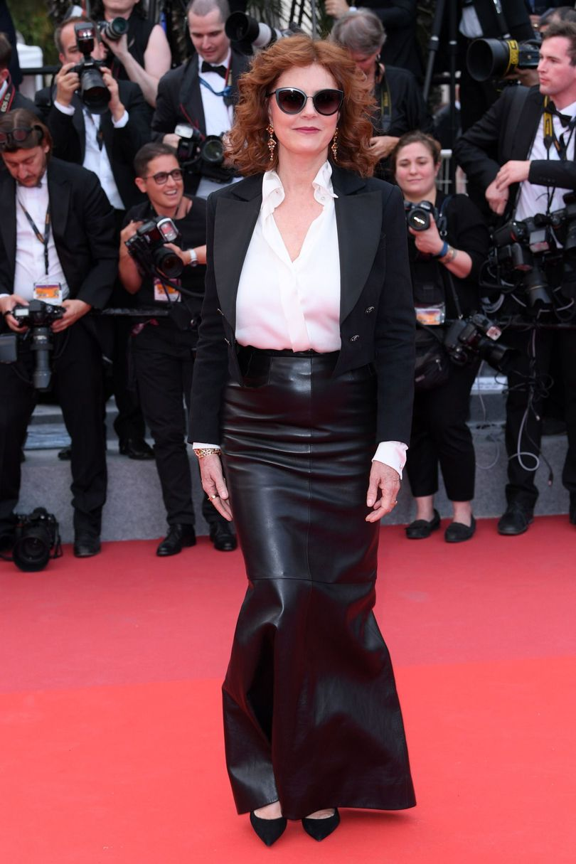 Susan Sarandon Cannes Film Festival 2017