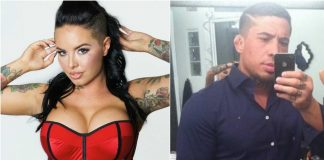 Christy Mack and War Machine