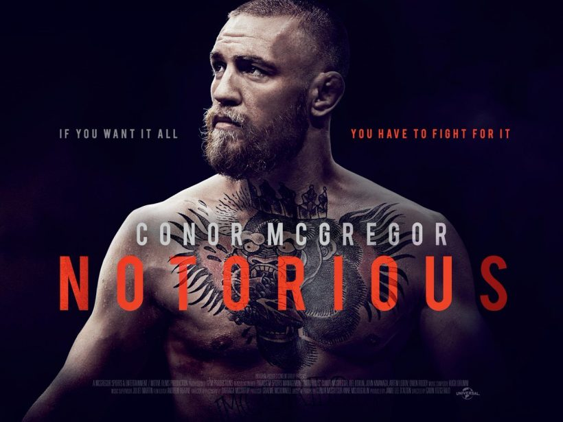 Conor McGregor Documentary Notorious