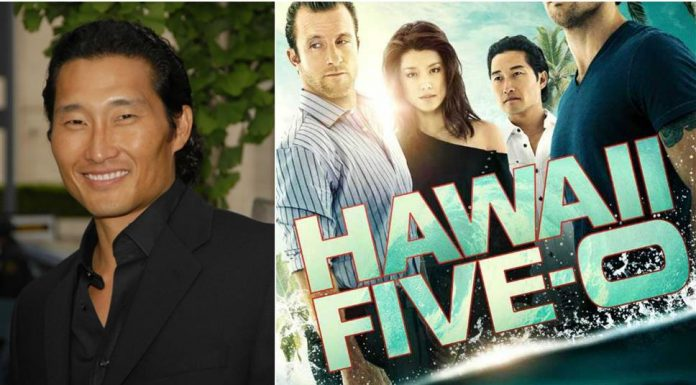 Daniel Dae Kim on Hawaii Five-O