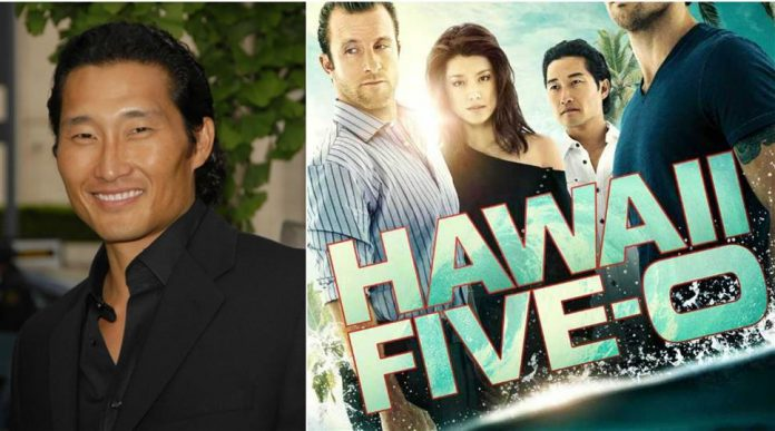 Daniel Dae Kim on Hawaii Five-O