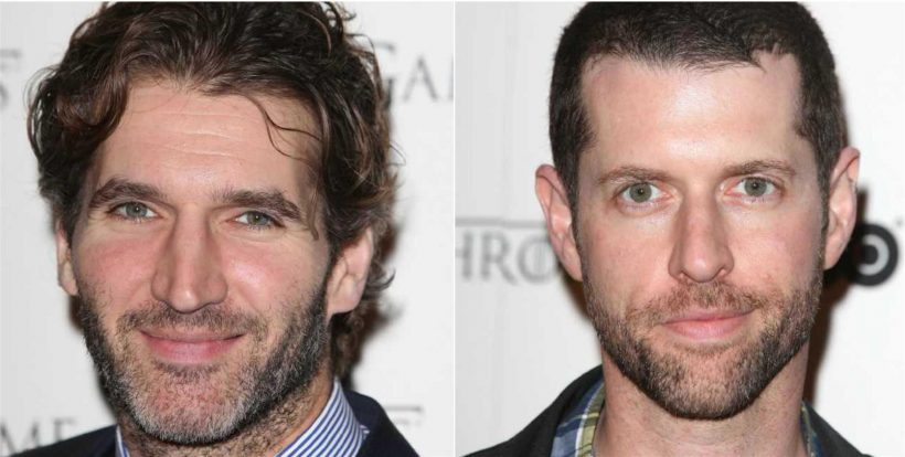 David Benioff and D B Weiss