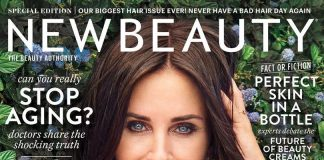 Courteney Cox New Beauty