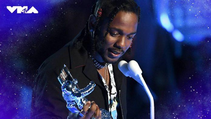 Kendrick Lamar 2017 MTV VMAs