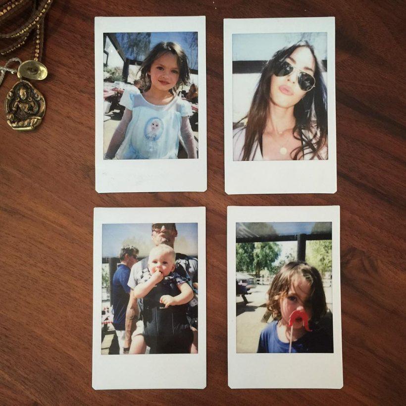 Megan Fox Family