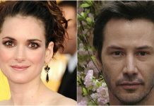 Keanu Reeves and Winona Ryder Destination Wedding