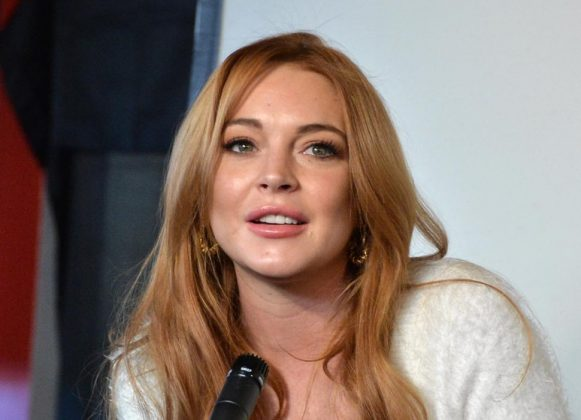 Lindsay Lohan drug and alcohol addiction blame taken by