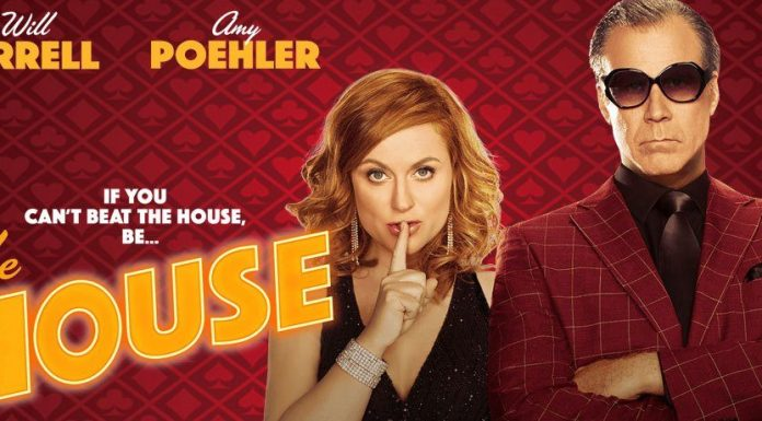 The house official poster