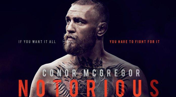 Conor McGregor Documentary Notorious