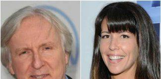 James Cameron and Patty Jenkins